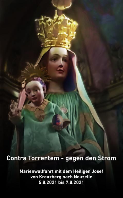 Contra Torrentem - gegen den Strom